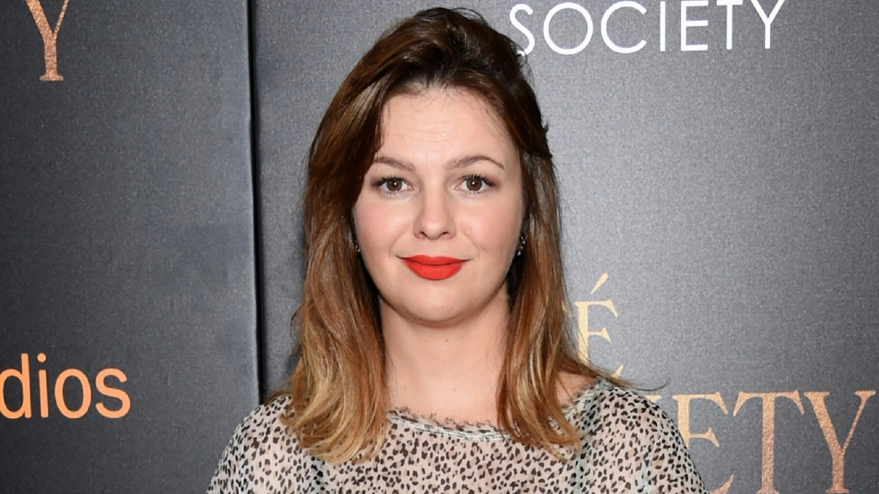 FILe - In this July 13, 2016 file photo, actress Amber Tamblyn attends ...