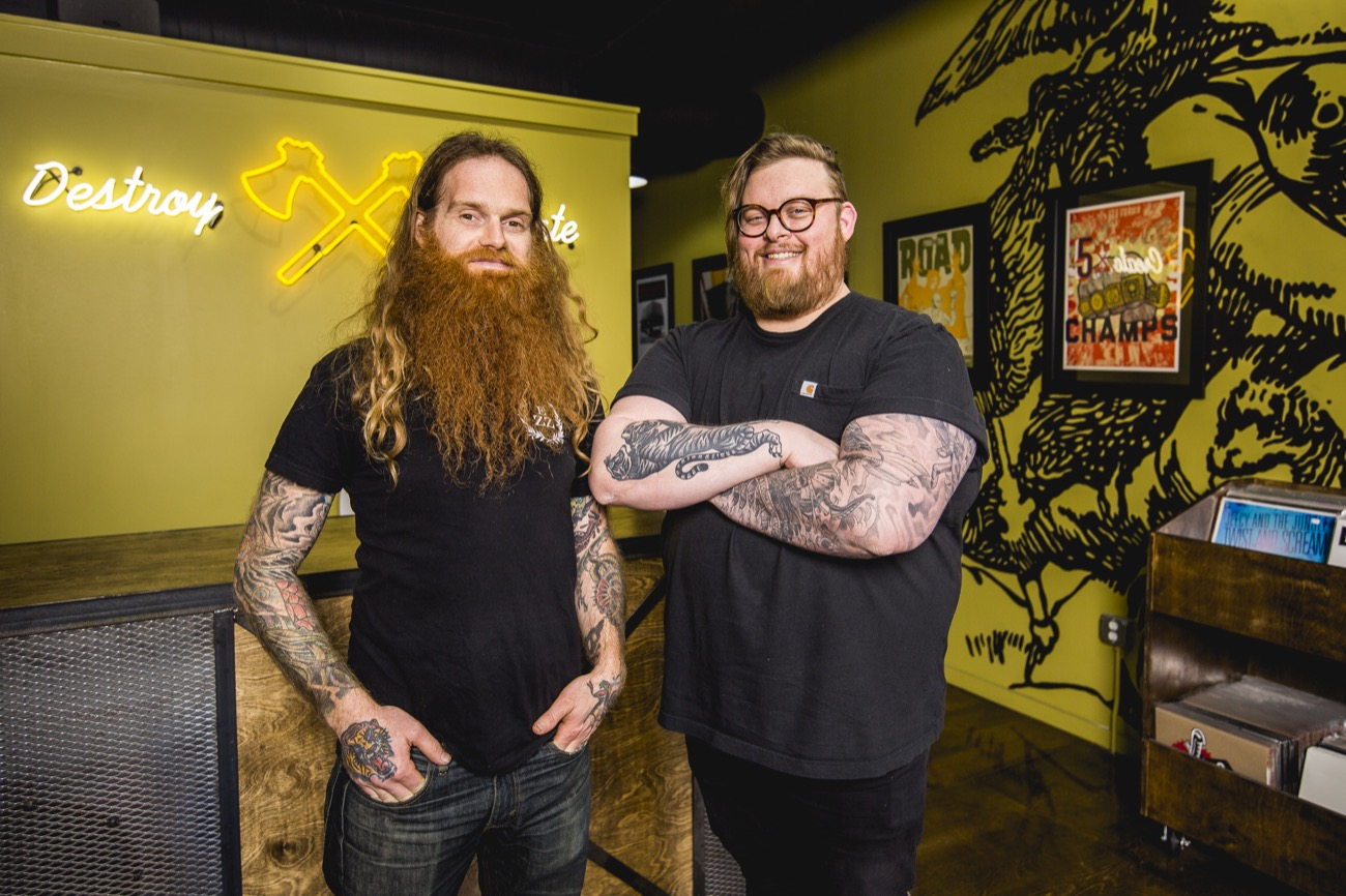 Brandon Hickle and Jason Snell{ }/ Image courtesy of We Have Become Vikings // Published: 7.18.18