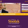 Clark County Commissioner Steve Sisolak announces run for governor of Nevada