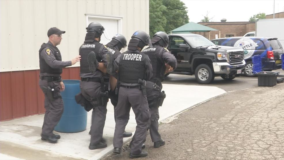 Ohio Homeland Security and the Department of Public Safety conducted one of their biggest drills to date. (WSYX/WTTE)