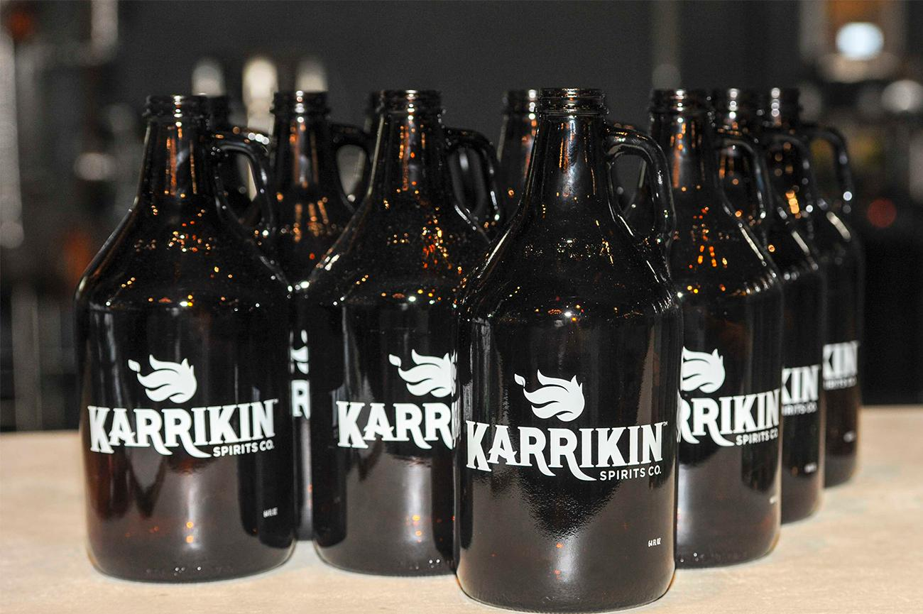 Karrikin growlers{ }/ Image: Joe Simon // Published: 1.9.19