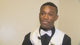 Teen defies odds to graduate high school, now heads to college