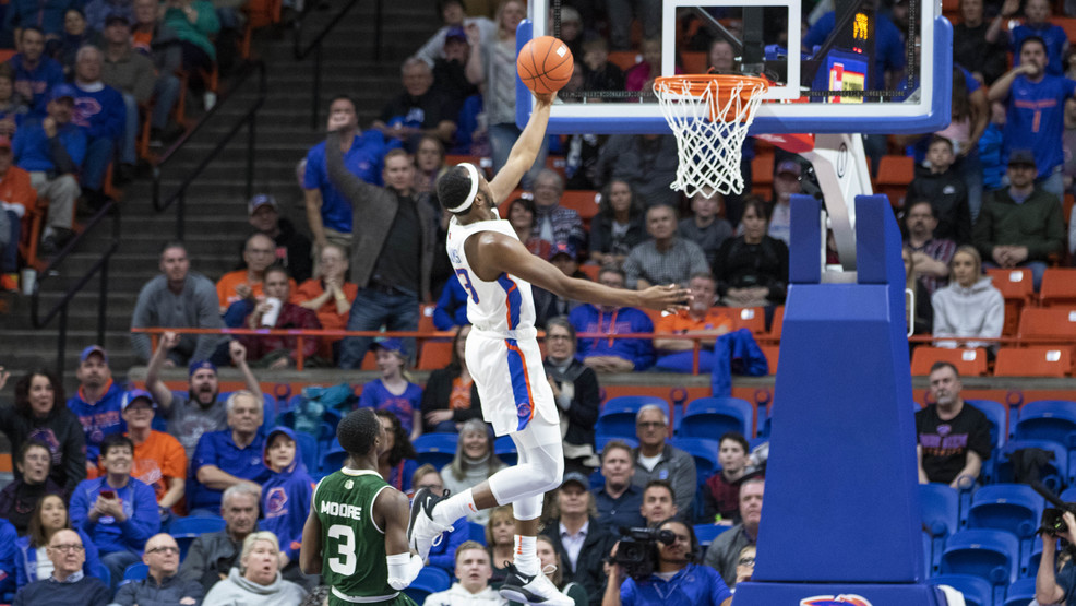 The Broncos find defeat against the CSU Rams Wednesday