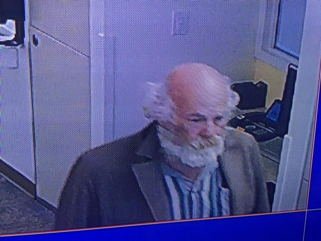 Gary Allen Lortie was reported missing after leaving Bay Area Hospital against medical advice, police said. (Photo via Coos Bay Police Department)