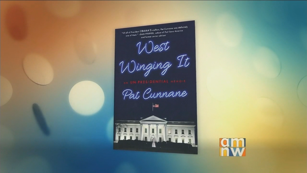 """West Winging It"" Author Pat Cunnane"
