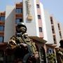 BREAKING NEWS: Gunfire heard at Mali resort area popular with foreigners