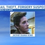 Asheville police ask for public's help in finding forgery, mail theft suspect