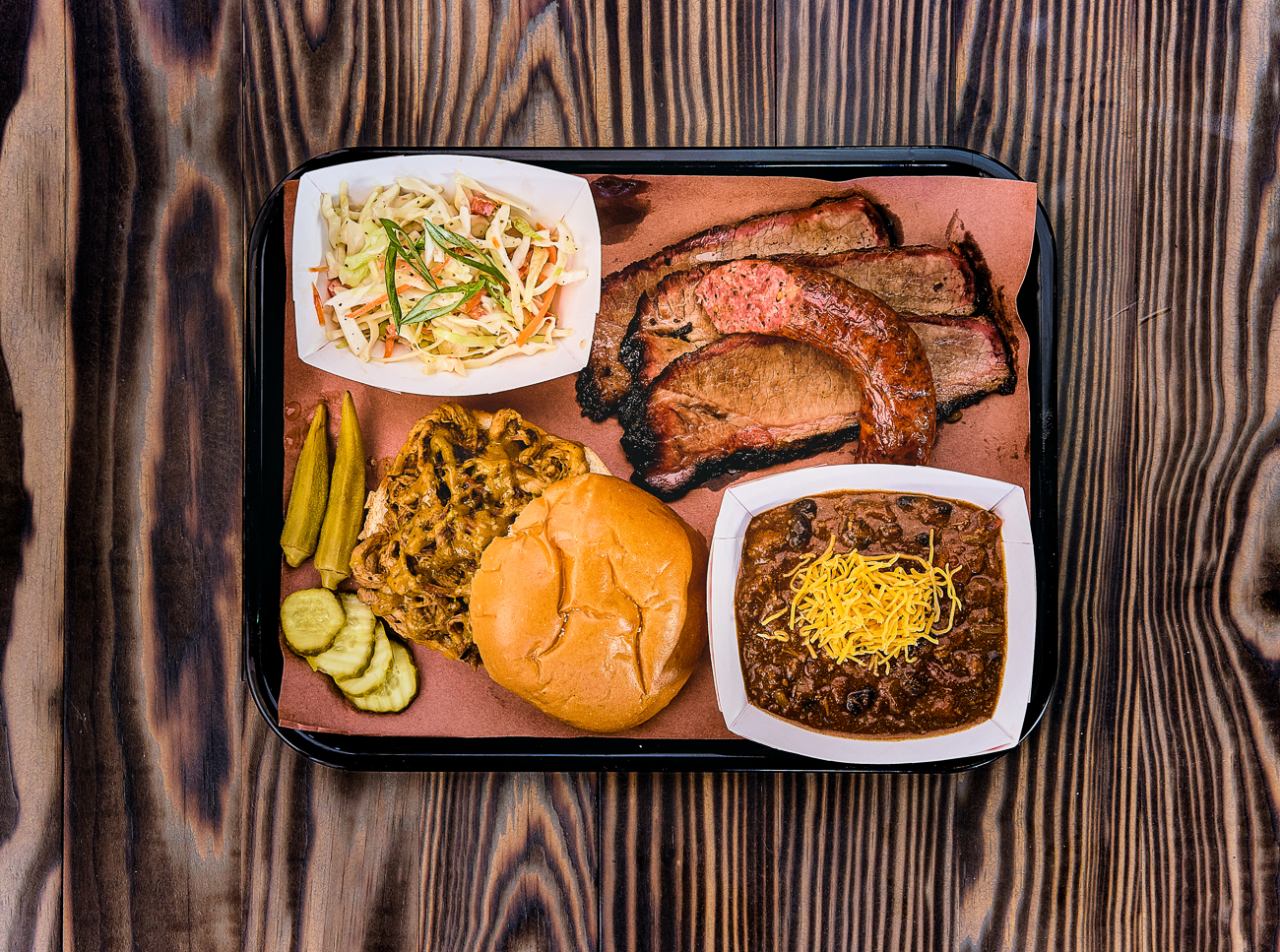 Lucius Q (Barbecue) / ADDRESS: 1131 Broadway St., Pendelton / PHONE: 513-421-4227 / Image courtesy of Lucius Q // Published: 3.17.20