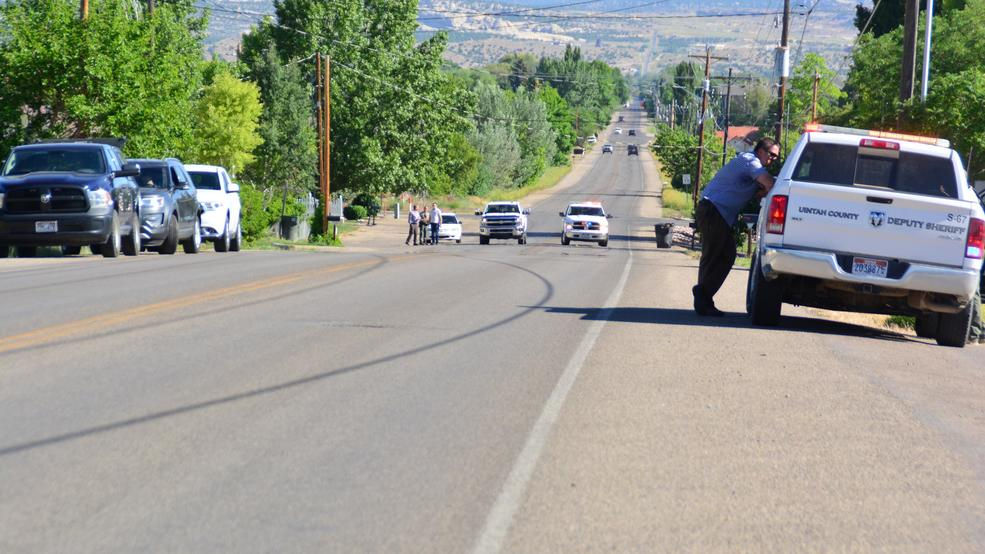 Police Investigate Double Shooting In Uintah County 1 In Custody Kutv