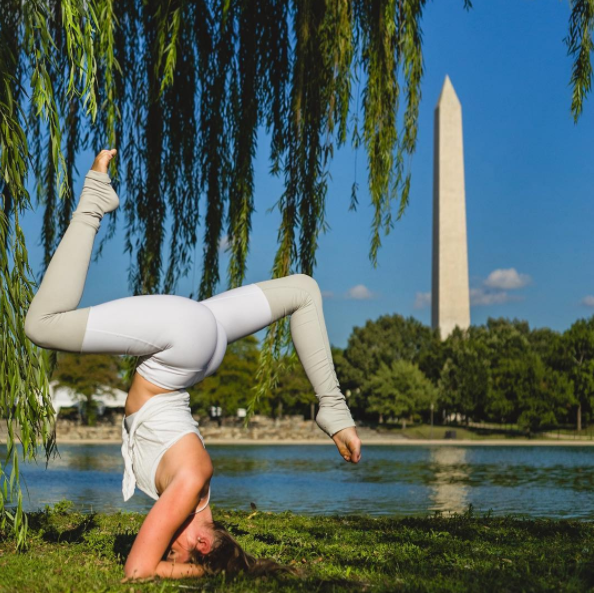 (Image: Photo by @bentleycreativeagency via IG user @capitalyogagirl / instagram.com/capitalyogagirl)