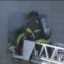Just a drill: New Yakima firefighters practice rescues from burning building