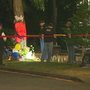 Man shot to death at memorial of recent fatal shooting