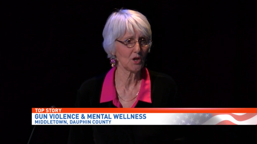 Mother of Columbine shooter comes to PSU Harrisburg to talk about mental health