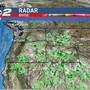 Flash flood watch in effect for The Owyhees, Baker, Harney and Malheur Counties.