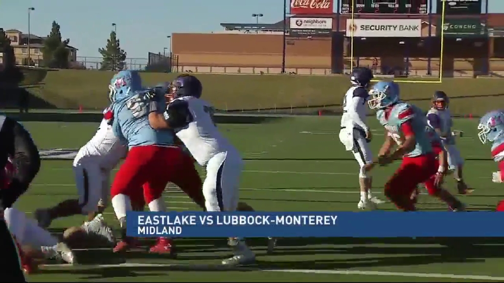 Playoff Highlights: Eastlake falls to Monterey