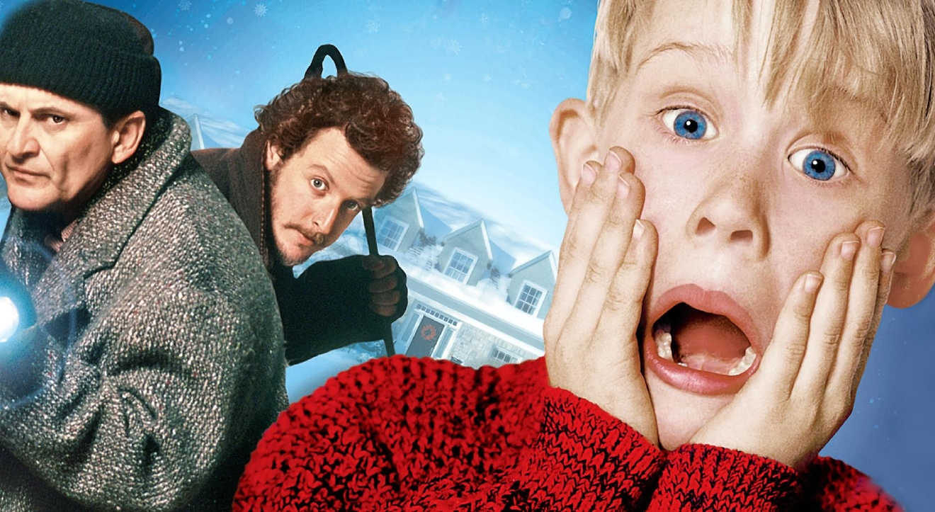 "#4. Home Alone (1990)                                          ""It is Christmas time and the McCallister family is preparing for a vacation in Paris, France. But the youngest in the family named Kevin got into a scuffle with his older brother Buzz and was sent to his room which is on the third floor of his house. Then, the next morning, while the rest of the family was in a rush to make it to the airport on time, they completely forgot about Kevin who now has the house all to himself. Being home alone was fun for Kevin, having a pizza all to himself, jumping on his parents' bed, and making a mess. Then, Kevin discovers about two burglars, Harry and Marv, about to rob his house on Christmas Eve. Kevin acts quickly by wiring his own house with makeshift booby traps to stop the burglars and to bring them to justice."" - IMDB *iQuanti found this data by analyzing Google searches around the top-searched holiday movies, and Netflix trends from 2012-2016. (Image: 20th Century Fox)"