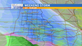 Winter storm coming to eastern Iowa this weekend