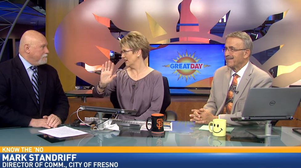 Director of Communications and Public Affairs for the City of Fresno, Mark Standriff, will join us to discuss the many fun and entertaining things to do in Fresno.