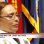 NAS Pensacola Command Master Chief retires after 30 years of service