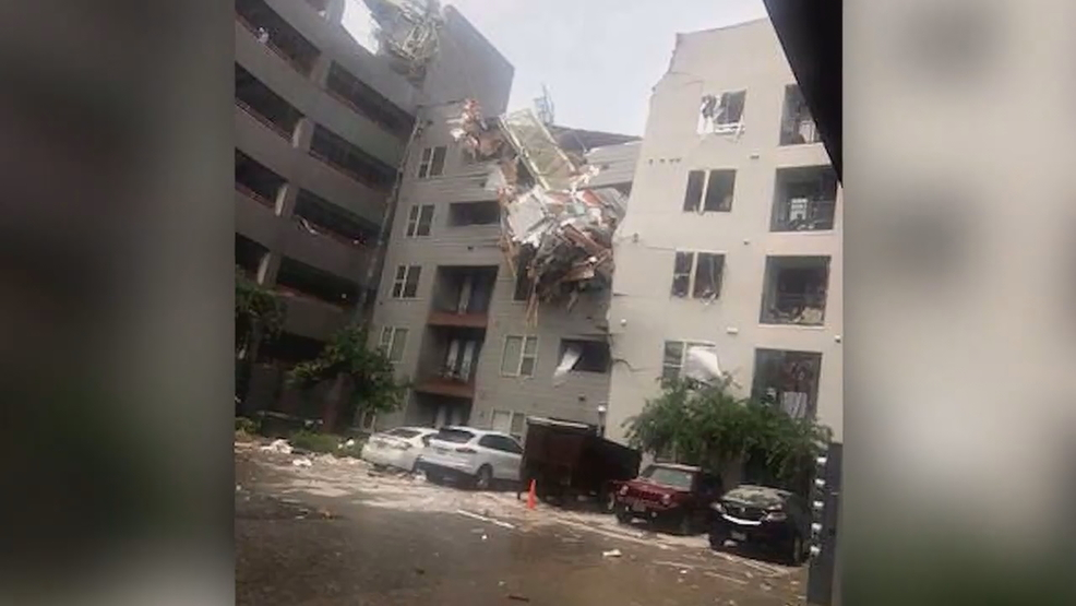 Dallas crane collapse raises questions about Seattle's recent crane collapse