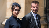David Beckham admits being married to Victoria is 'hard work'