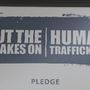 Truckers trained in recognizing signs of human trafficking