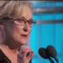 Golden Globes bosses back Meryl Streep after Donald Trump clash