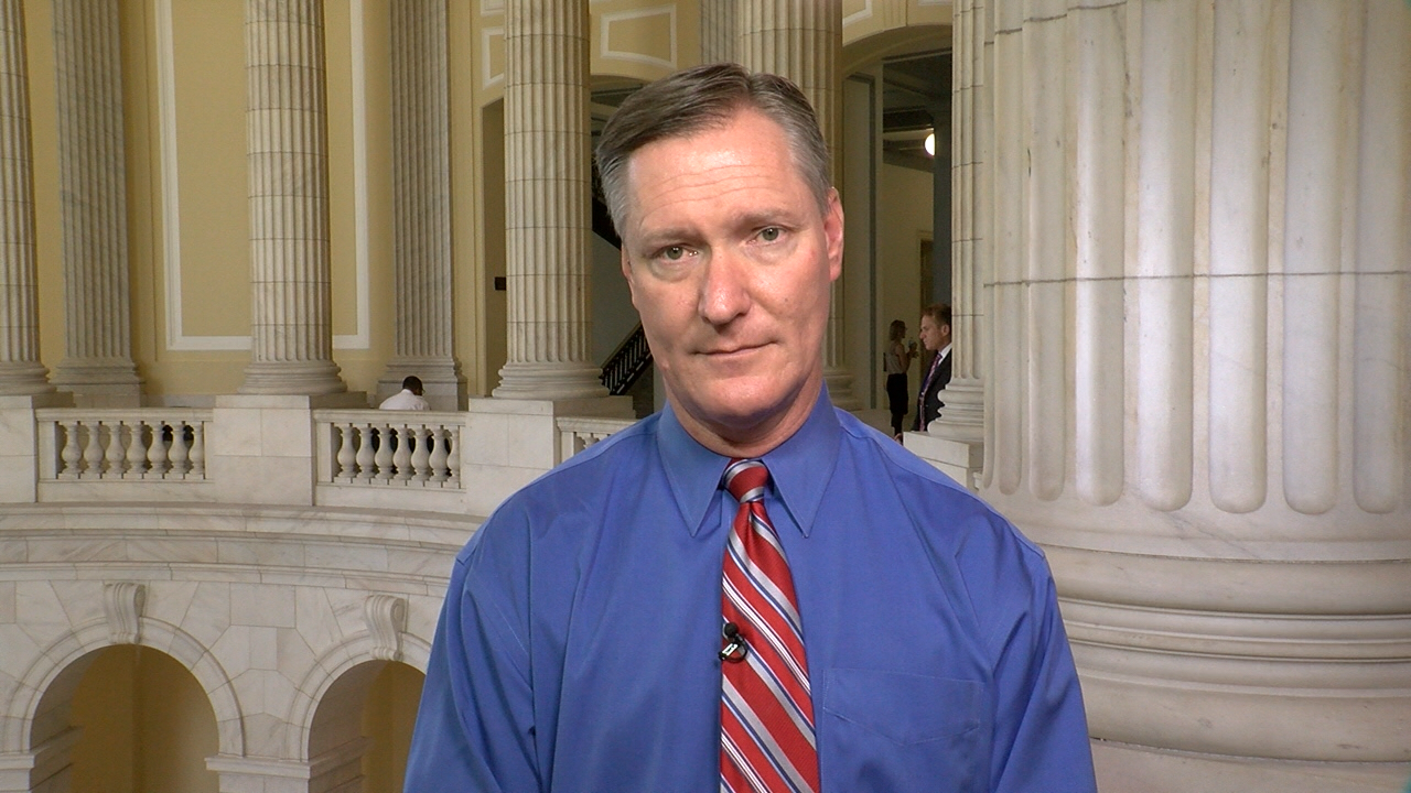 Rep. Steve Stivers (R-OH) spoke to WSYX on July 6, 2016. (SBG)
