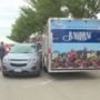 Thousands of people heading to Orange City for the start of RAGBRAI