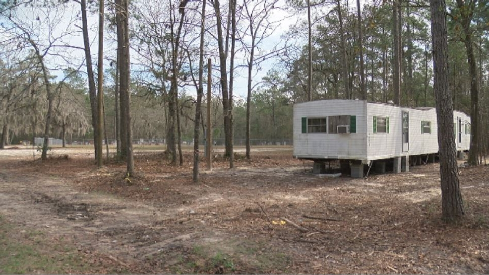indian tribe says man put mobile home on their land wpde