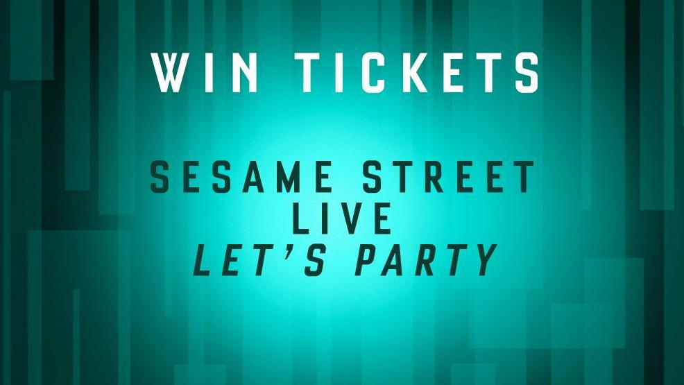 Sesame Street Live! Lets Party! Contest