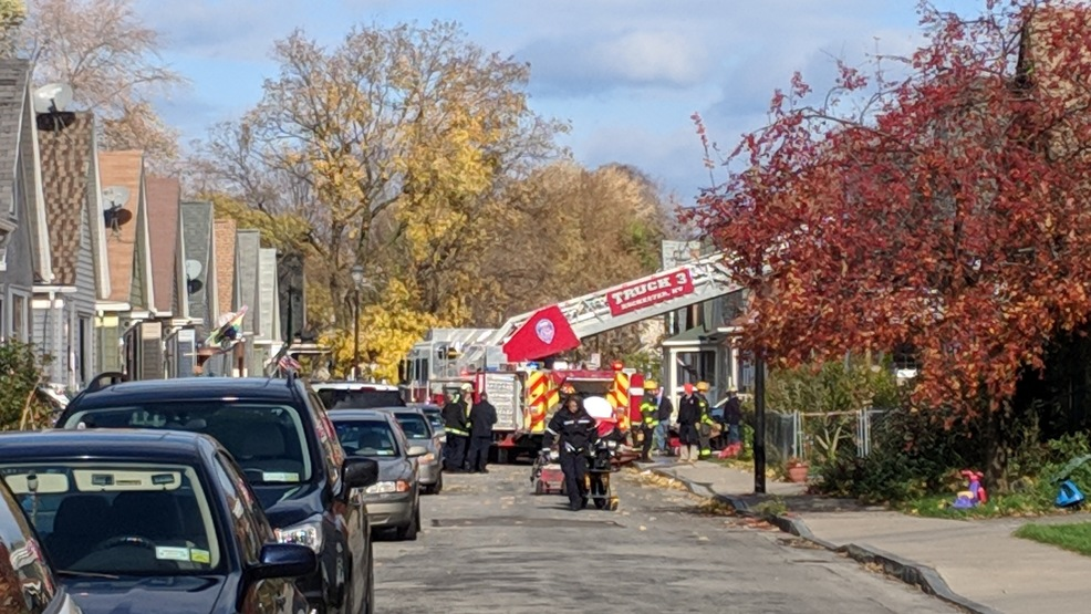 crews work to put out fire on bloomfield place wham