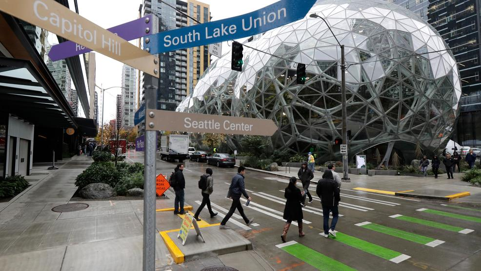 Amazon Moving Entire Worldwide Operations Team From Seattle To