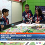 Harlingen elementary robotics team headed to international competition