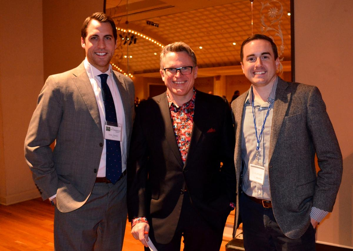 Jordan Weidner, John Morris Russell, and Pete Brown (Image: Leah Zipperstein / Cincinnati Refined)
