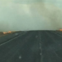 Highway 56/412 closed due to grass fire in Union County