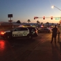 Woman struck by vehicle after DUI crash near Las Vegas Boulevard, Bonanza