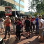 March for climate change awareness takes over downtown Asheville