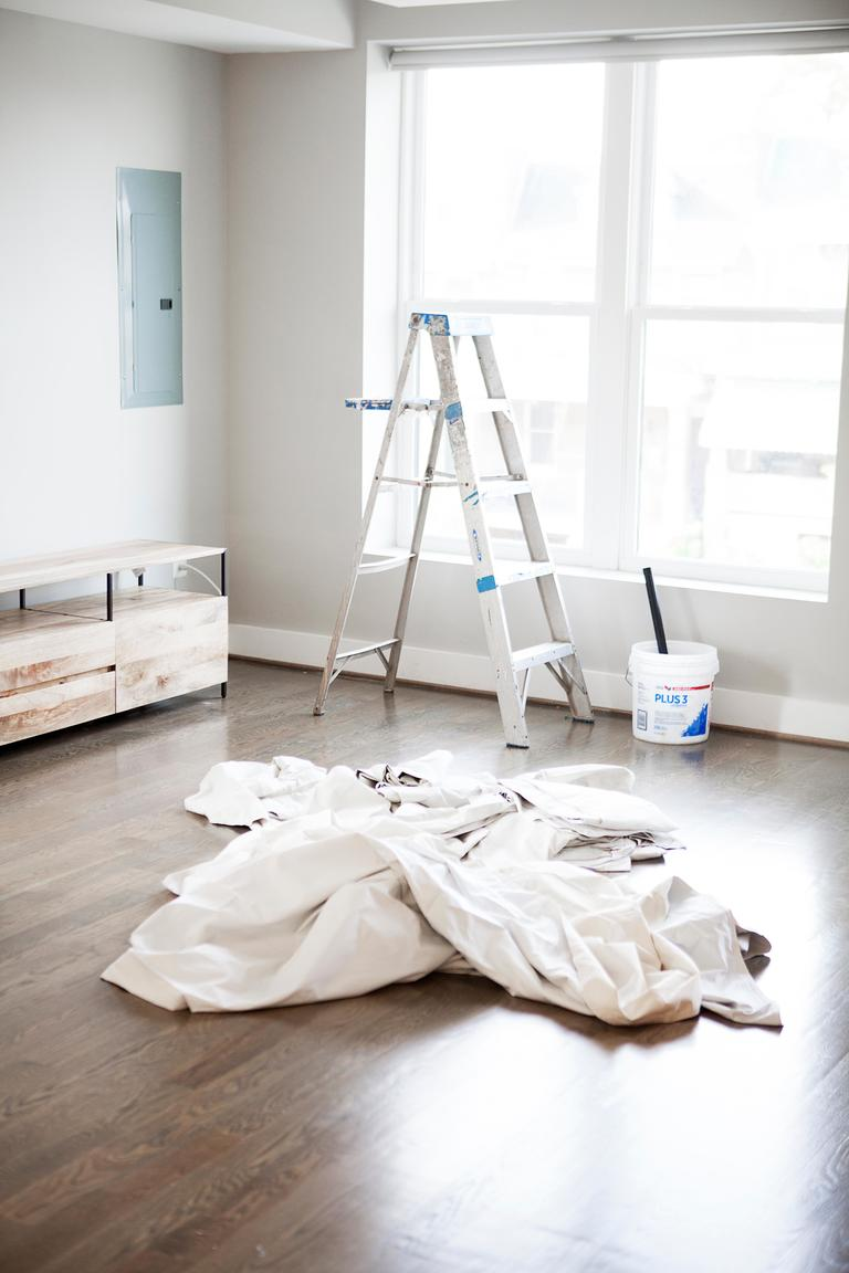 After my first experience with a renovation, here is my short list of things to look for and what to expect when tackling your first renovation. (Image: Ashley Hafstead)