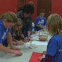 Student run bank inside High Plains Elementary