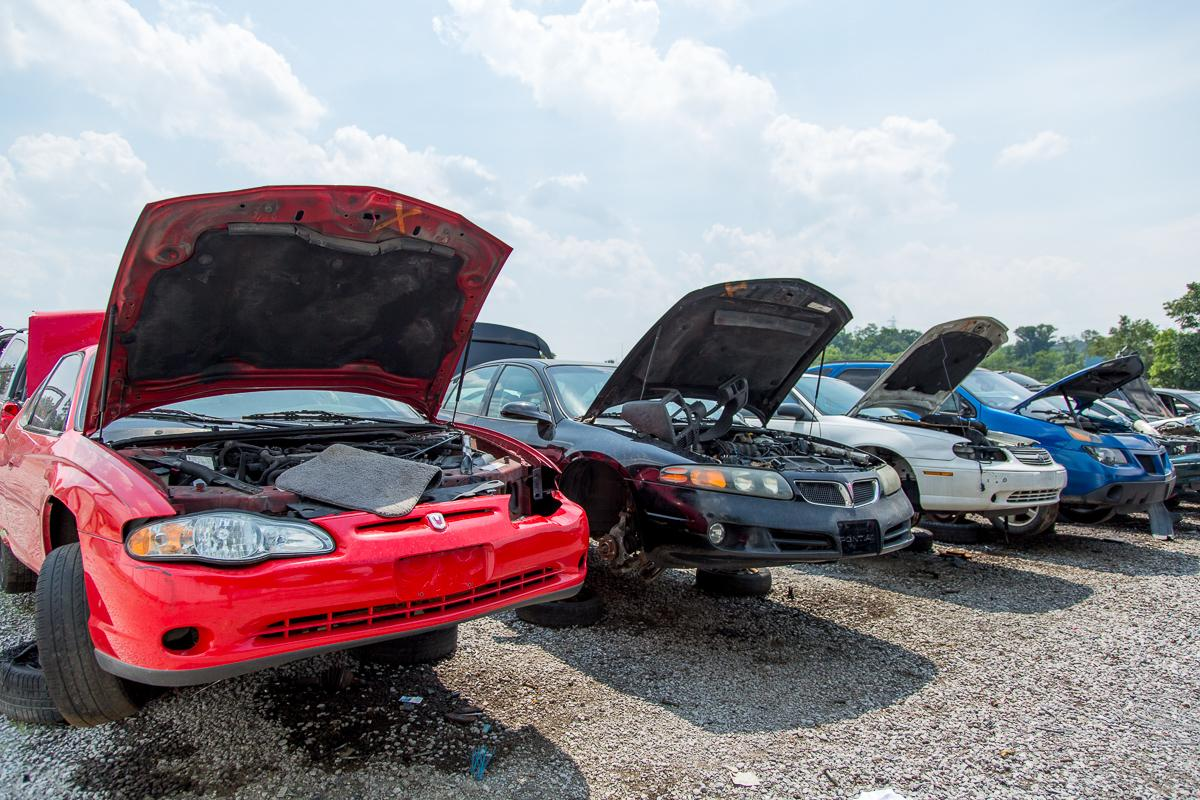 That One Time We Went To The Junk Yard | Cincinnati Refined
