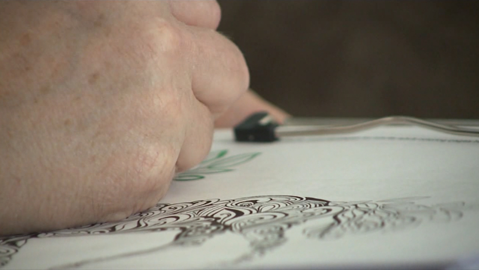 Coloring Books Provide Outlet For Those With Mental Illness