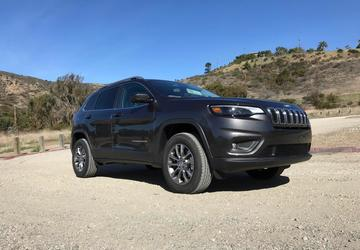 5 new things on the 2019 Jeep Cherokee