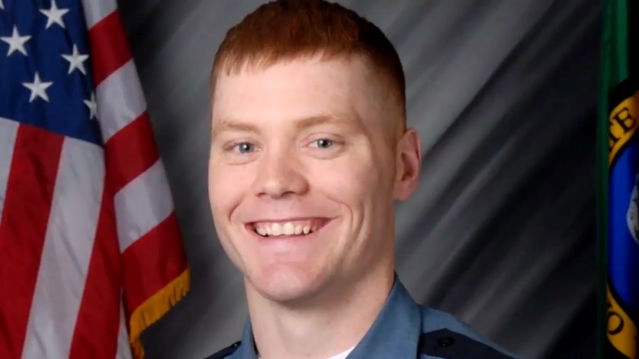 Deputy Daniel McCartney was killed in the line of duty in January.