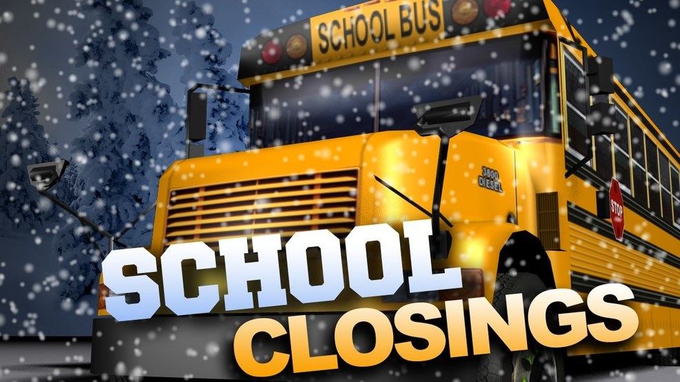 List School Closings And Delays Around The Dc Area On Wednesday