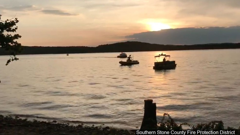 Nine of 17 boat accident victims at table rock lake from for Fish table sweepstakes near me