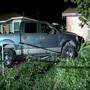 Man who drove through fence, into West side home suspected of DWI
