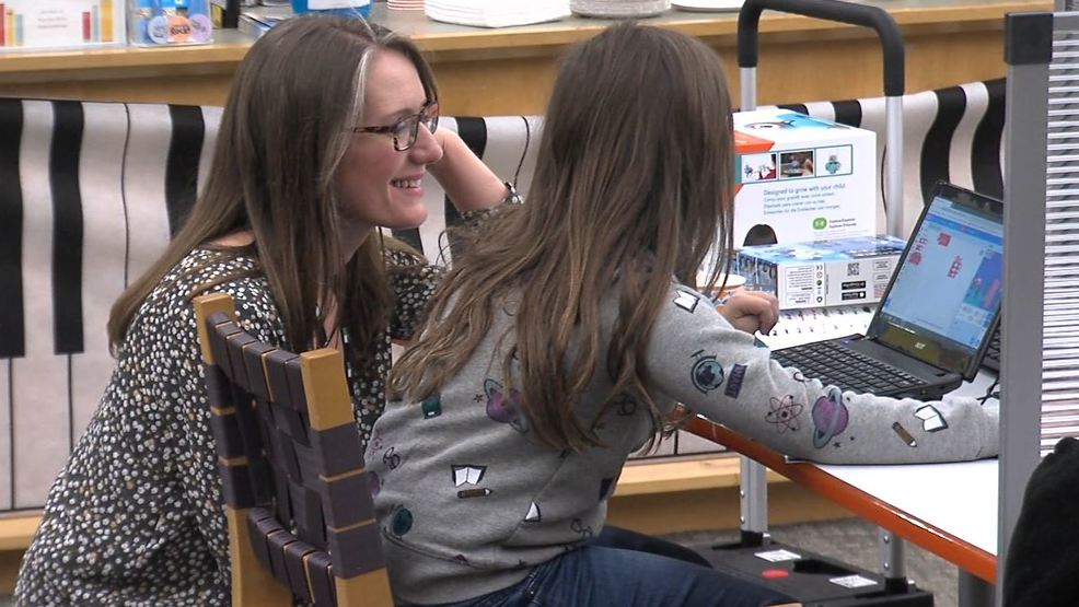 Girls Who Code: Area libraries offer free coding classes for