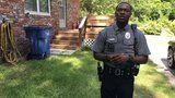 Sandersville officer's home shot up in 'act of gang violence'