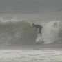 Churning ocean draws crowd in Narragansett